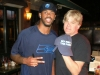 Rob and Sidney Rice